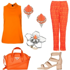 Orange-Work-Outfit